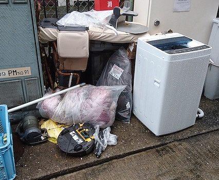マンション 共用部 粗大ゴミ回収