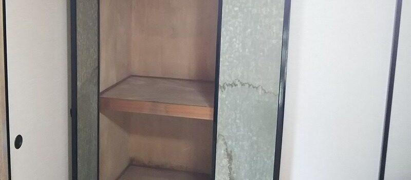 マンション 居室内天井漏水 内装復旧工事