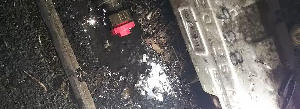 マンション 受水槽配管漏水 改修工事