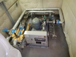 給水ポンプユニットの耐用年数について